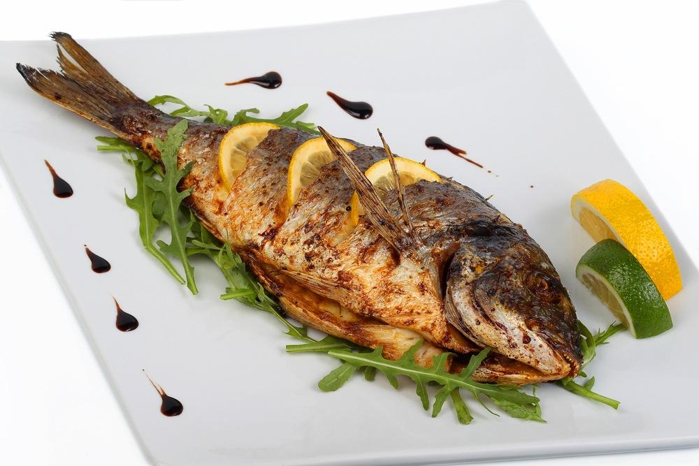 Cucinare il pesce al forno